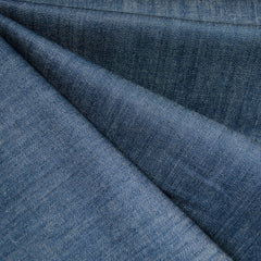 Mid Weight Stretch Denim Medium Blue - Fabric - Style Maker Fabrics