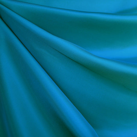 Bemberg Rayon Lining Solid Teal