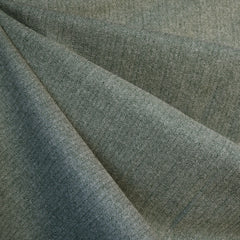 Shetland Flannel Mini Herringbone Olive - Fabric - Style Maker Fabrics