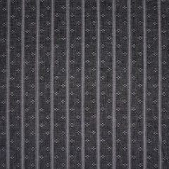 Woven Shirting Dobby Texture Stripe Charcoal - Fabric - Style Maker Fabrics