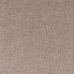 Soft Washed Linen Shirting Solid Mauve - Fabric - Style Maker Fabrics