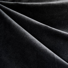 Stretch Pinwale Corduroy Solid Black - Fabric - Style Maker Fabrics