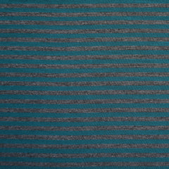 Mini Stripe Bamboo Jersey Knit Teal/Grey - Fabric - Style Maker Fabrics