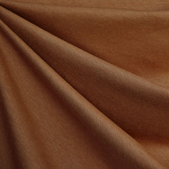 Cotton Modal Jersey Knit Solid Cinnamon - Fabric - Style Maker Fabrics