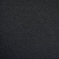 Mini Houndstooth Soft Double Knit Charcoal/Black - Sold Out - Style Maker Fabrics