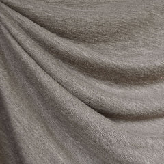 Soft Gauze Texture Sweater Knit Mocha - Fabric - Style Maker Fabrics