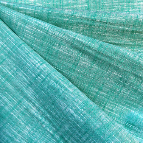 Manchester Yarn Dyed Cotton Shirting Jade