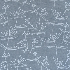Driftless Butterfly Weed Linen Blend Chambray - Fabric - Style Maker Fabrics