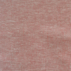 Soft Washed Linen Blend Shirting Coral - Fabric - Style Maker Fabrics