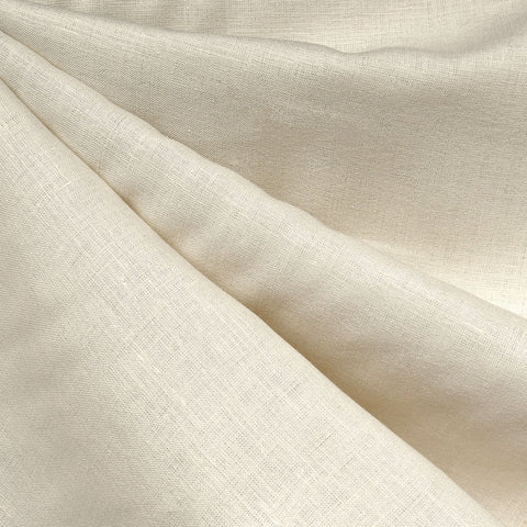 Light Weight Hemp Shirting Cream