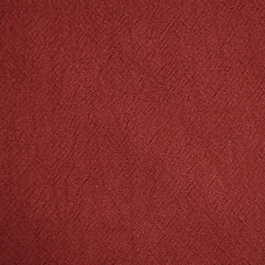 India Textured Cotton Cloth Brick SY - Sold Out - Style Maker Fabrics