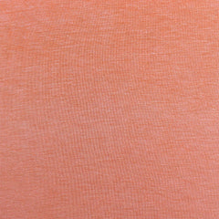 Designer Rayon Jersey Knit Solid Melon - Sold Out - Style Maker Fabrics