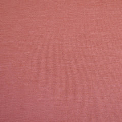Soft Rayon Jersey Knit Solid Melon - Fabric - Style Maker Fabrics
