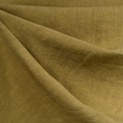 Soft Washed Linen Solid Avocado - Fabric - Style Maker Fabrics