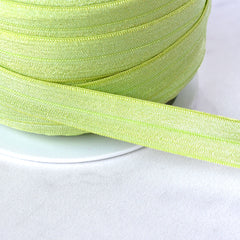 Soft Fold Over Elastic - 5/8 in - Notions - Style Maker Fabrics