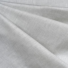 Grainline Yarn Dyed Woven Shirting Fog - Sold Out - Style Maker Fabrics