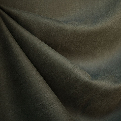 Soft Tencel Twill Solid Olive