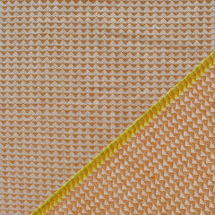 Warp & Weft Triangle Woven Shirting Earth - Fabric - Style Maker Fabrics