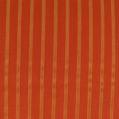 Warp & Weft Yarn Dyed Stripe Shirting Cayenne - Sold Out - Style Maker Fabrics