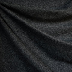 Soft Jersey French Terry Heather Charcoal - Sold Out - Style Maker Fabrics