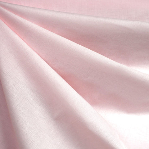Cotton Voile Solid Blush