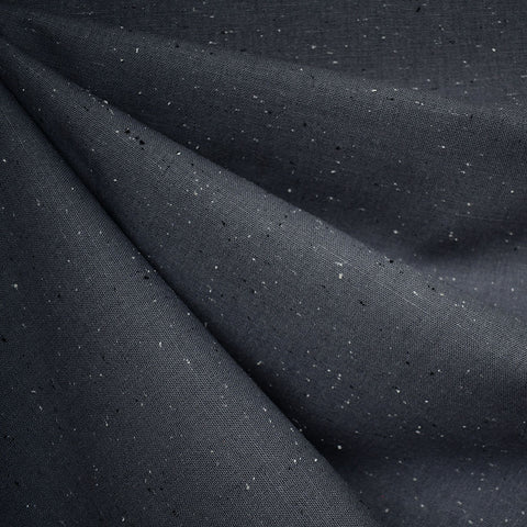 Speckle Essex Yarn Dyed Linen Blend Slate