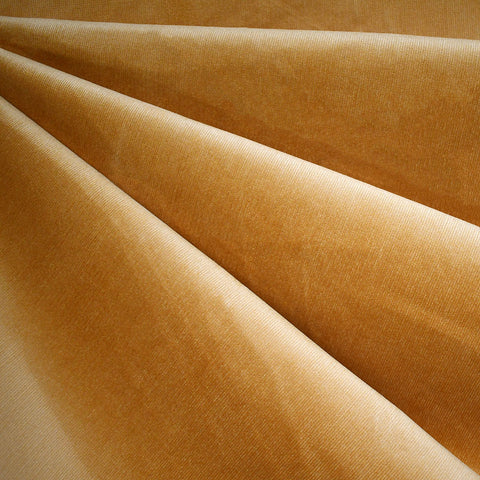 Soft Stretch Micro Wale Corduroy Solid Honey