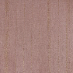 Metallic Stripe Rayon Crepe Rose/Gold - Fabric - Style Maker Fabrics
