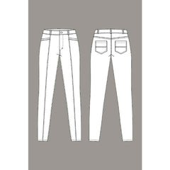 Named Jamie Jeans - Patterns - Style Maker Fabrics
