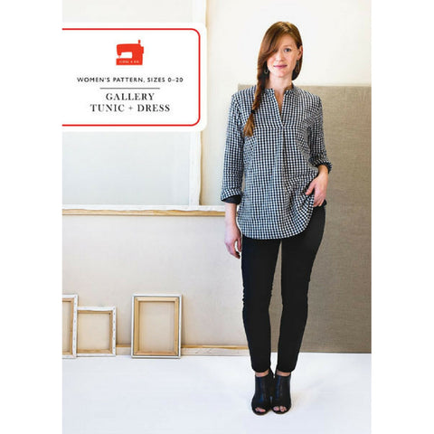 Liesl + Co. Gallery Tunic + Dress