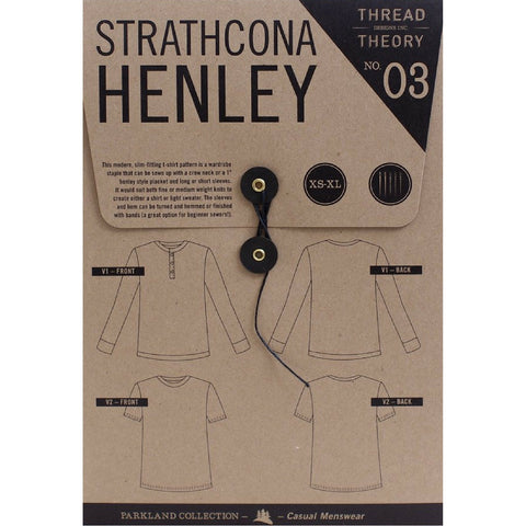 Thread Theory Men's Strathcona Henley
