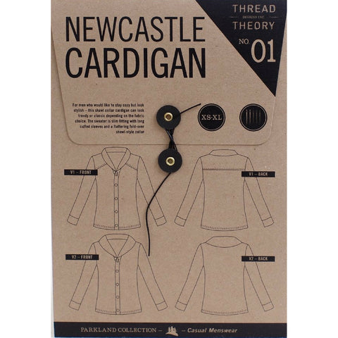 Thread Theory Men's Newcastle Cardigan