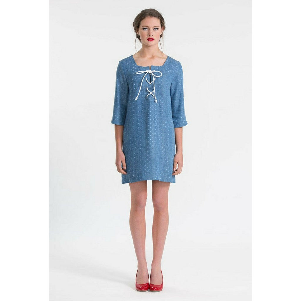 Papercut Patterns Skipper Tunic - Patterns - Style Maker Fabrics