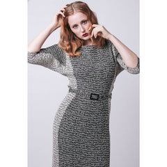 Named Agate Pencil Dress - Sold Out - Style Maker Fabrics