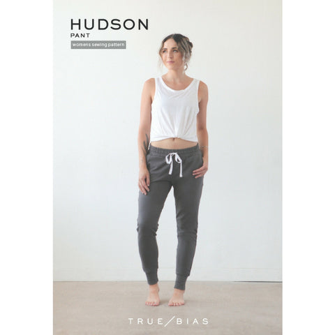 True Bias Patterns Hudson Pant