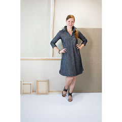 Liesl + Co. Gallery Tunic + Dress - Patterns - Style Maker Fabrics