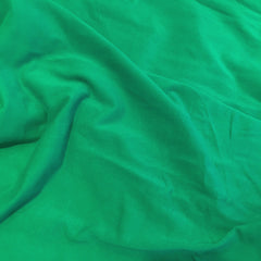 Jersey Knit Solid Emerald - Sold Out - Style Maker Fabrics