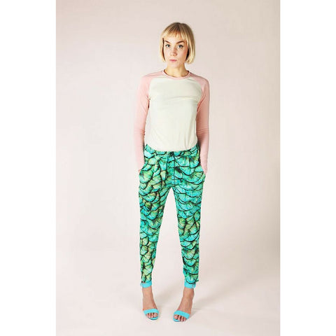Named Alexandria Peg Trousers