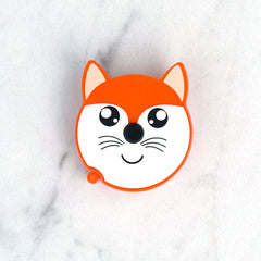Forest Animal Tape Measure - Notions - Style Maker Fabrics