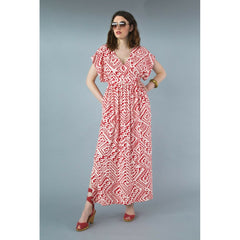 Closet Core Patterns Charlie Caftan - Sold Out - Style Maker Fabrics