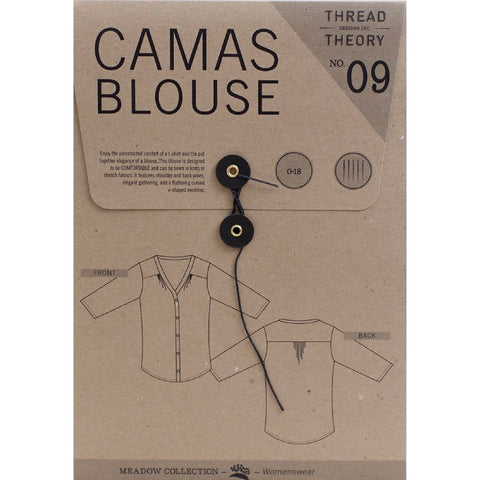 Thread Theory Women's Camas Blouse