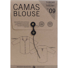Thread Theory Women's Camas Blouse - Sold Out - Style Maker Fabrics