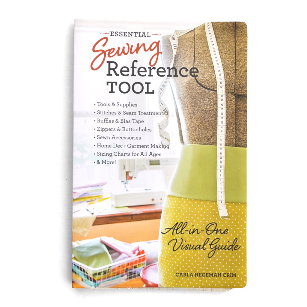 Essential Sewing Reference Tool - Sold Out - Style Maker Fabrics