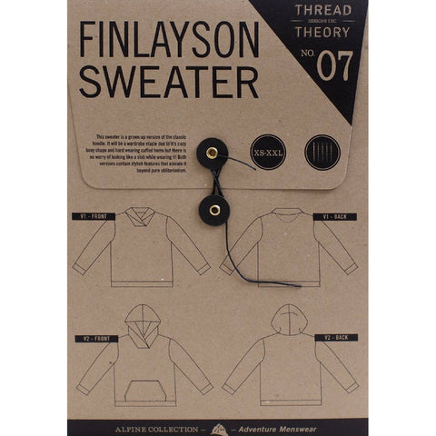 Thread Theory Men's Finlayson Sweater
