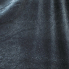 Designer Stretch Velvet Solid Slate SY - Sold Out - Style Maker Fabrics