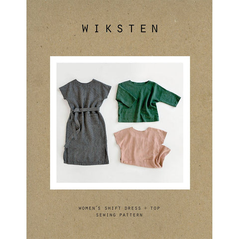 Wiksten Shift Dress + Top