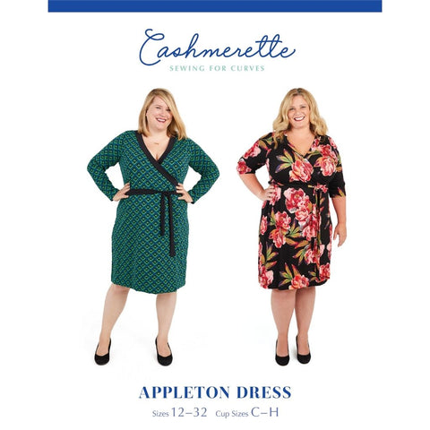 Cashmerette Sewing Patterns Appleton Dress