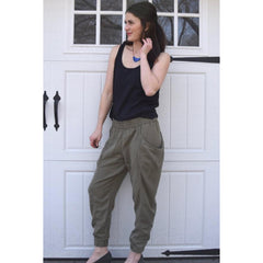 Sew Liberated Arenite Pants - Patterns - Style Maker Fabrics