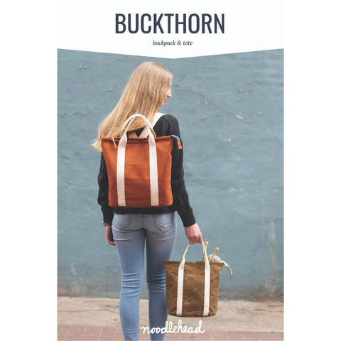 Noodlehead Buckthorn Backpack + Tote