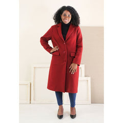 Liesl + Co. Chaval Coat - Patterns - Style Maker Fabrics